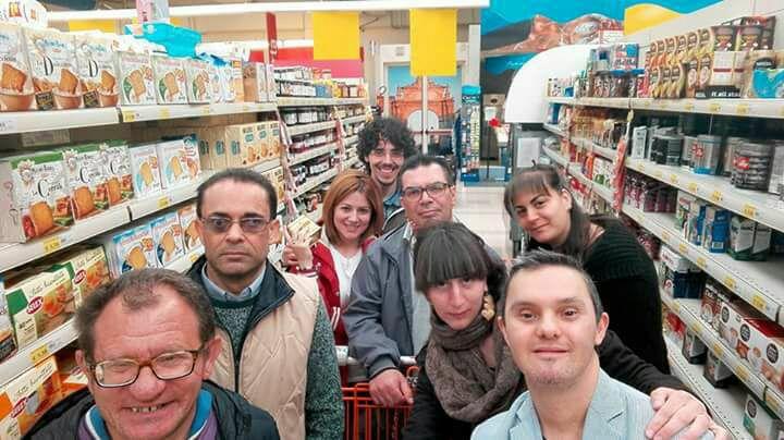 anffas sava supermercato
