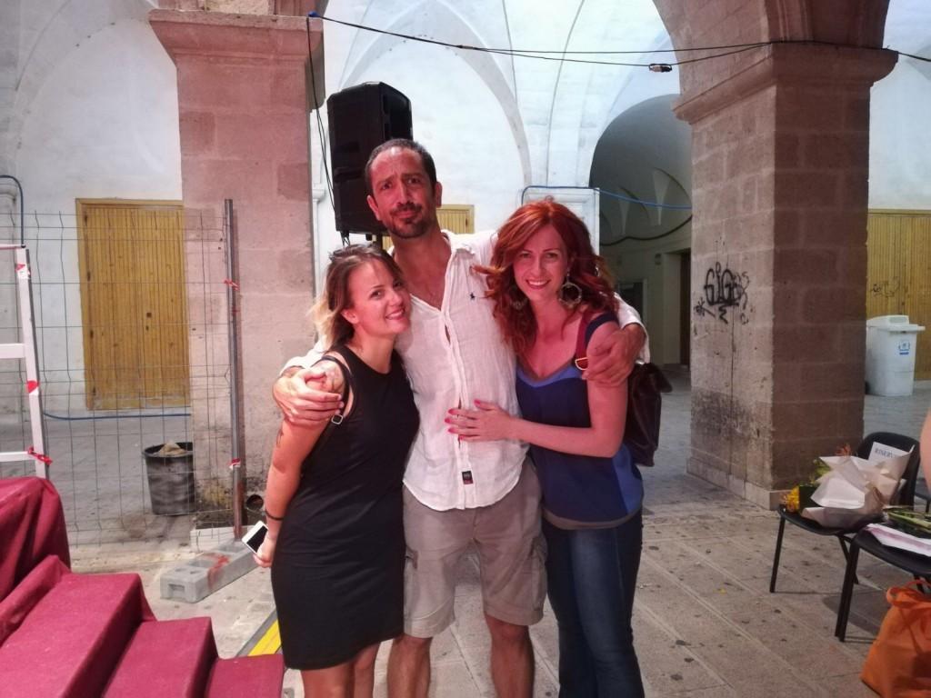 Arianna Lupo, Giorgio Doveri e Maria Pia Desantis di Movidabilia.