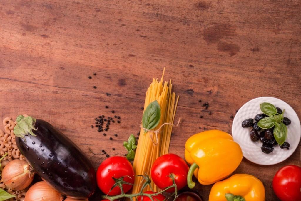 pasta con verdure del tuo orto - ricette