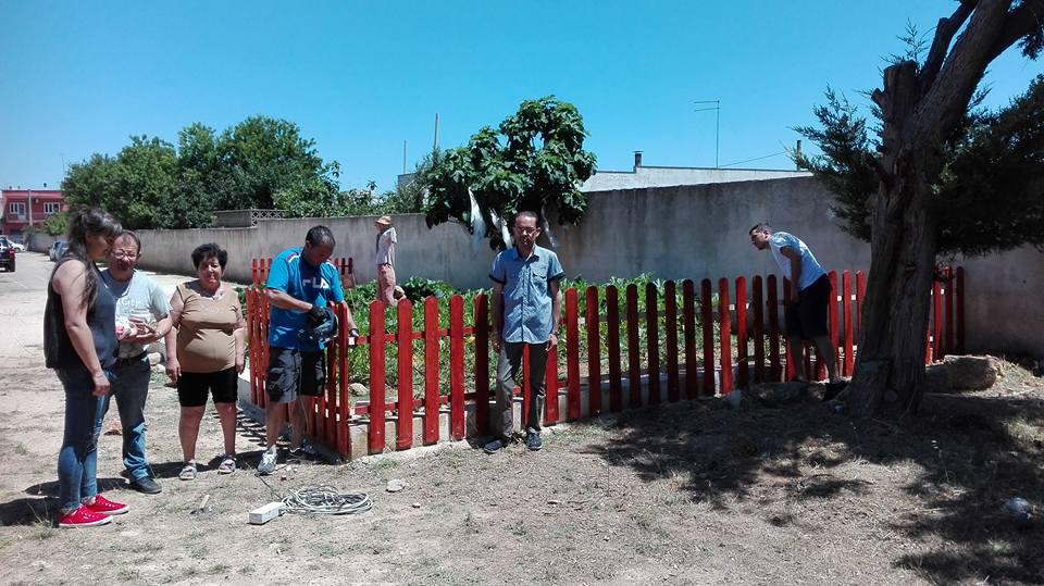 steccato: protezione da cani e cinghiali